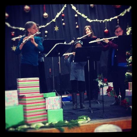 2012 Lisa Carlson Flutes - Moretown Elementary School