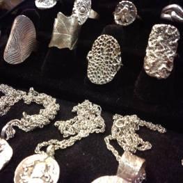 Ornamental Stones and Metalwork