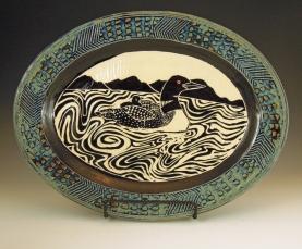 loon-platter