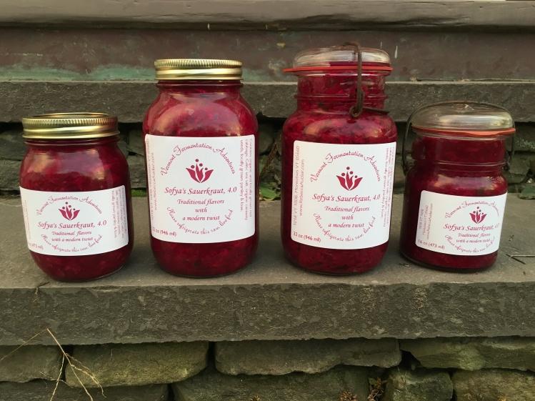 Vermont Fermentation Adventures