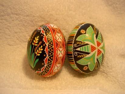 E3 Ukrainian Eggs