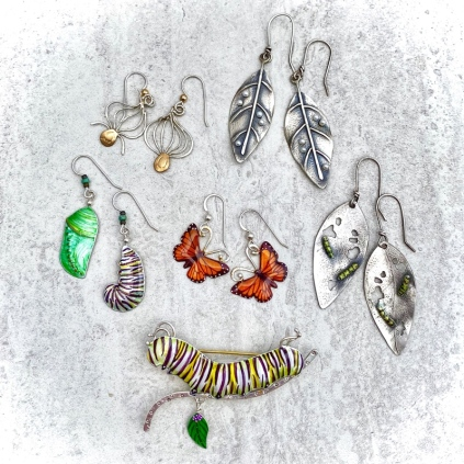 Lucy Golden Jewelry