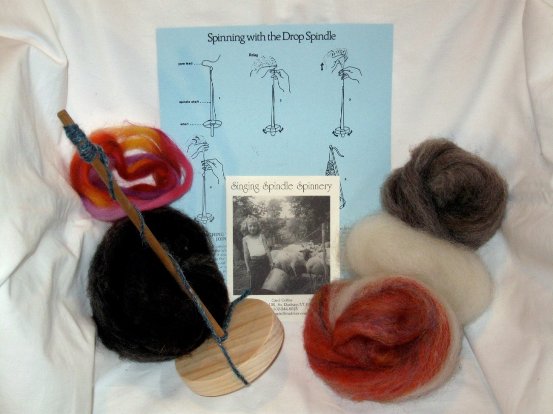 Singing Spindle Spinnery